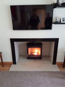 Aspect 8 Woodburning Stove