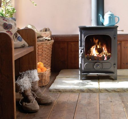 Charnwood Country 4 Woodburning Stove Bristol