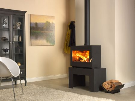 Burley Panoramic Woodburning Stove Bristol