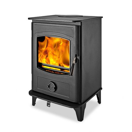 Hi Flame Graphite 5 woodburning stove